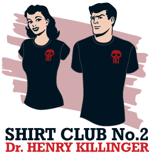 The Venture Bros. - The Amazing Shirt of the Week Club Week 2