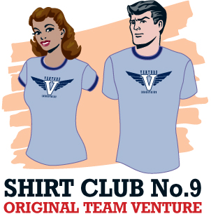 The Venture Bros. - The Amazing Shirt of the Week Club Week 9